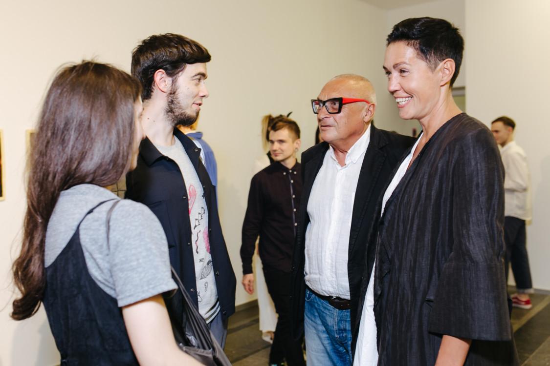 Влада Ралко, Владимир Будников, Евгений Шимальский
