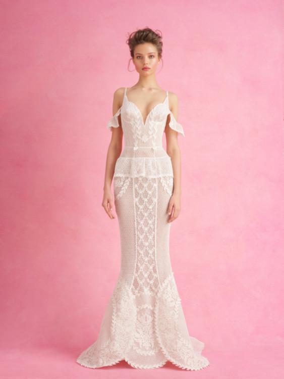 Ulyana Sergeenko Couture весна-лето 2018