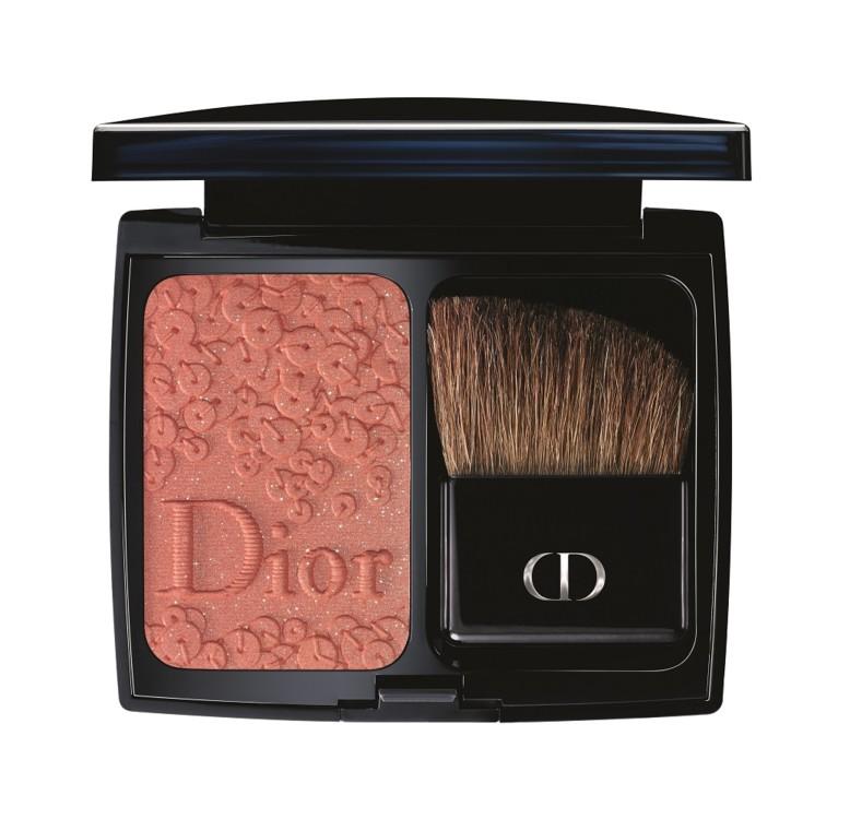 Пудровые румяна Diorblush Splendor №671, Dior