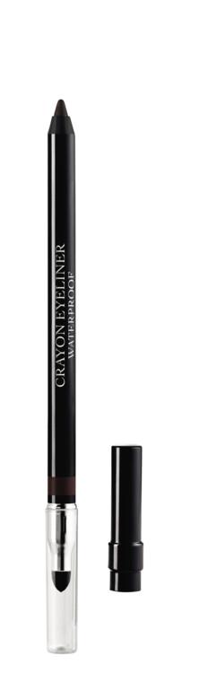 Водостійкий олівець для очей Dior Eyeliner Waterproof #594 Intense Brown