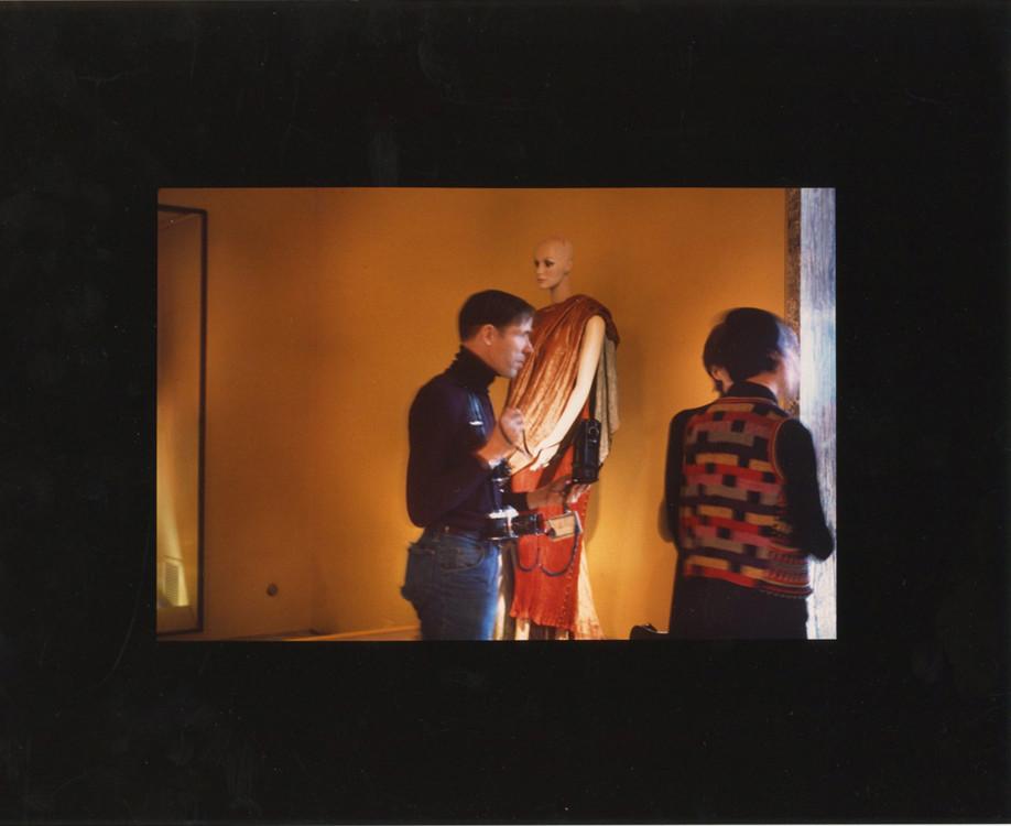 Билл Каннингем и Диана Вриланд, 1970-е