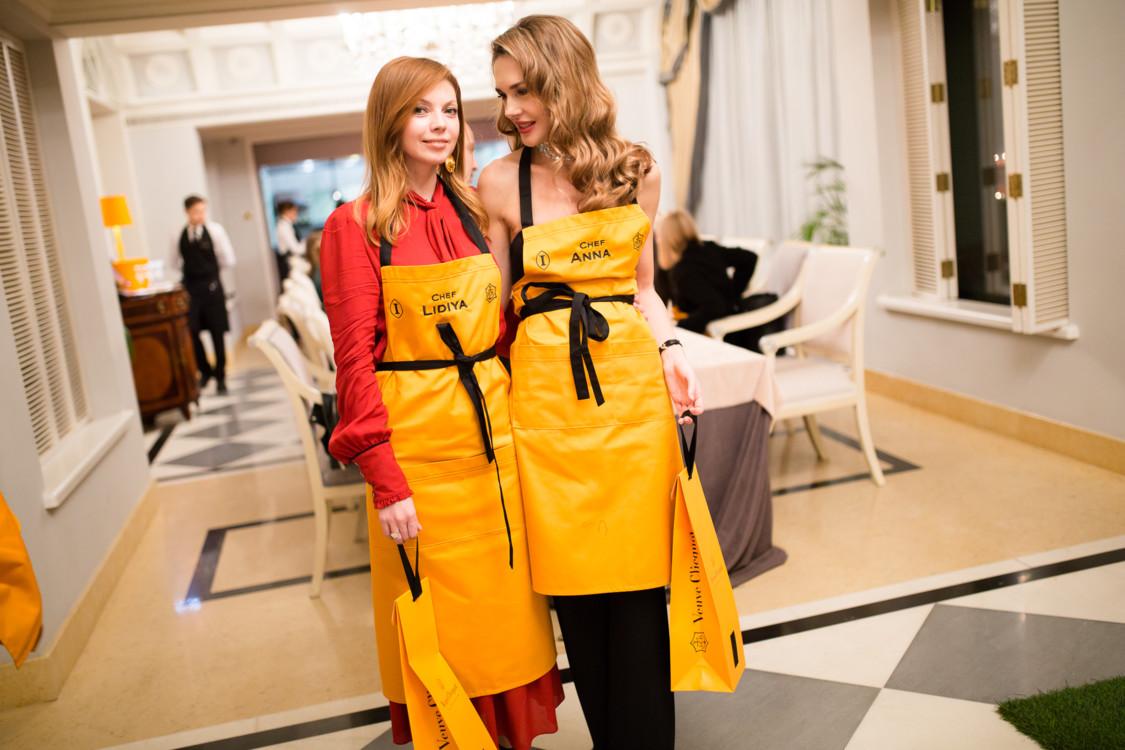 Лидия Пфайфер и Анна Пискунова