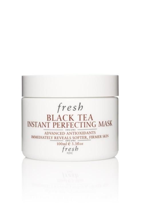 Маска мгновенного действия с комбучей Black Tea Instant Perfecting Mask, Fresh