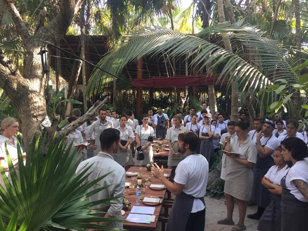 Команда Noma Mexico