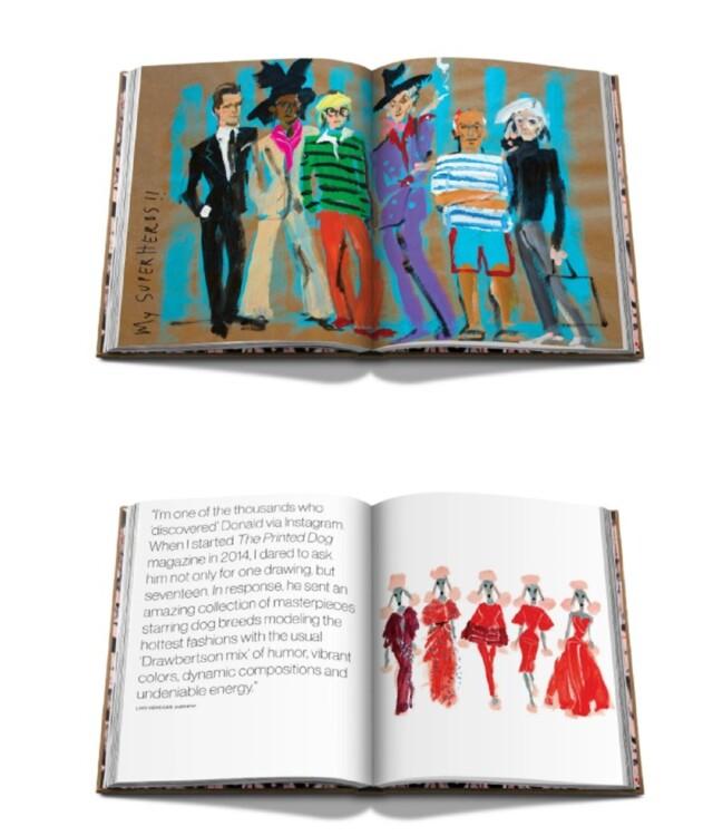 Книга Donald The Book, Assouline
