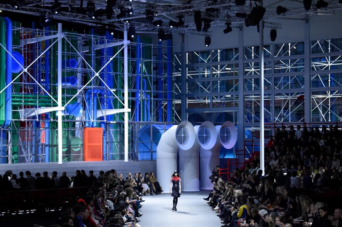 Louis Vuitton осень-зима 2019/2020