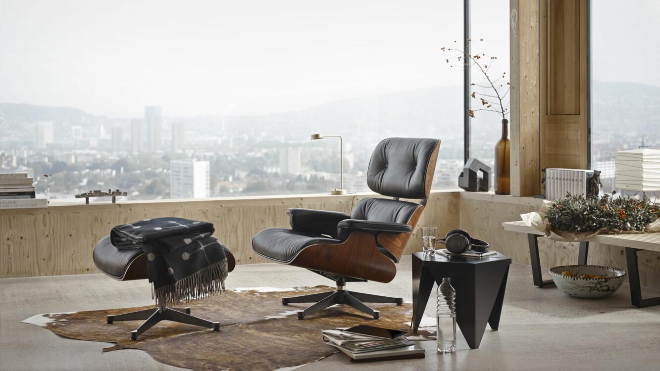 Лаунж-кресло Chair&Ottoman
