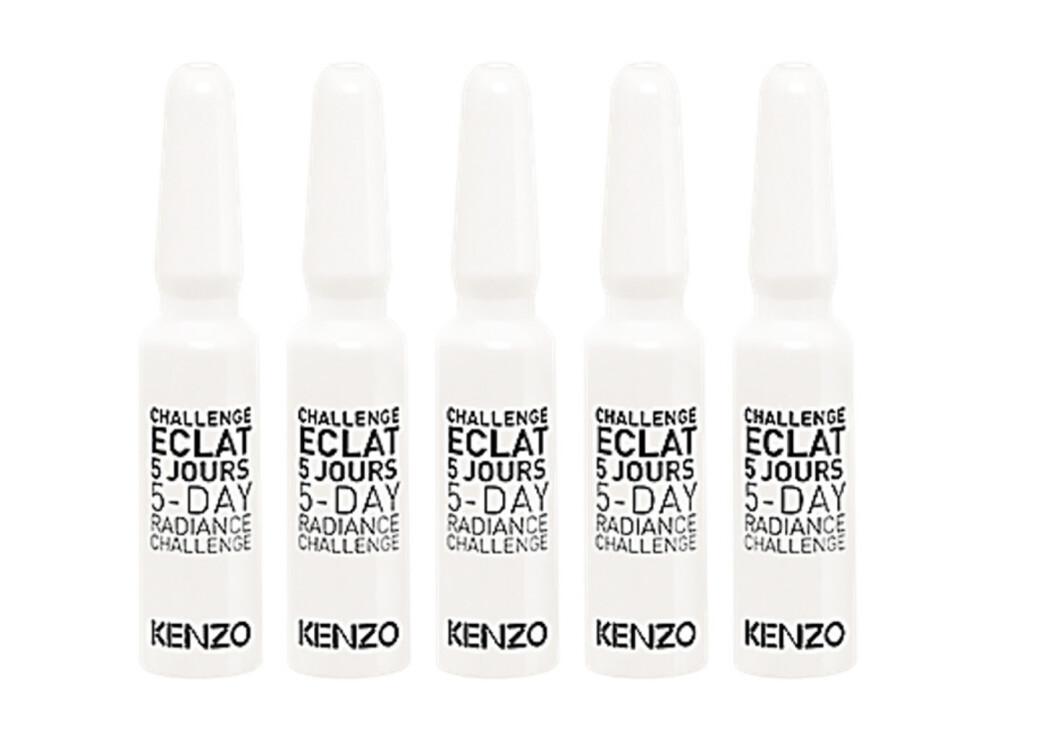 Курс ампул для сияния кожи 5 Day Radiance Challenge с витамином С и экстрактом имбиря, KenzoKi