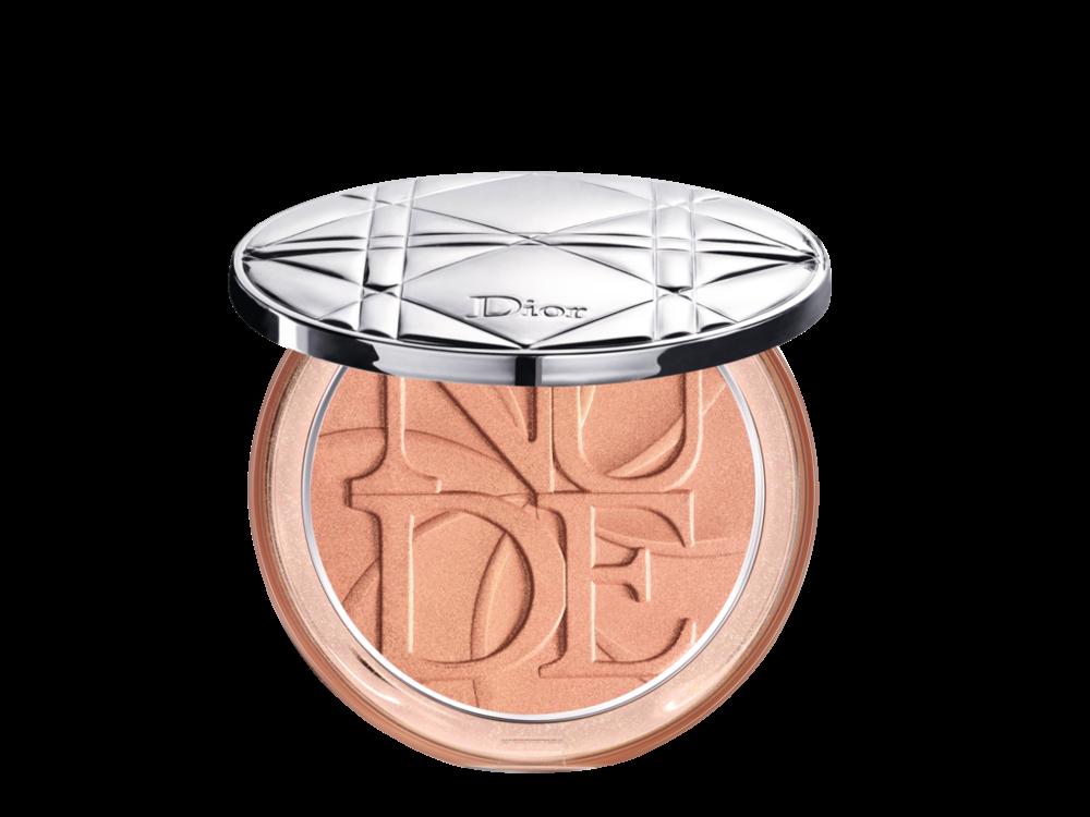 Компактна пудра-бронзер Diorskin Nude Luminizer, Dior