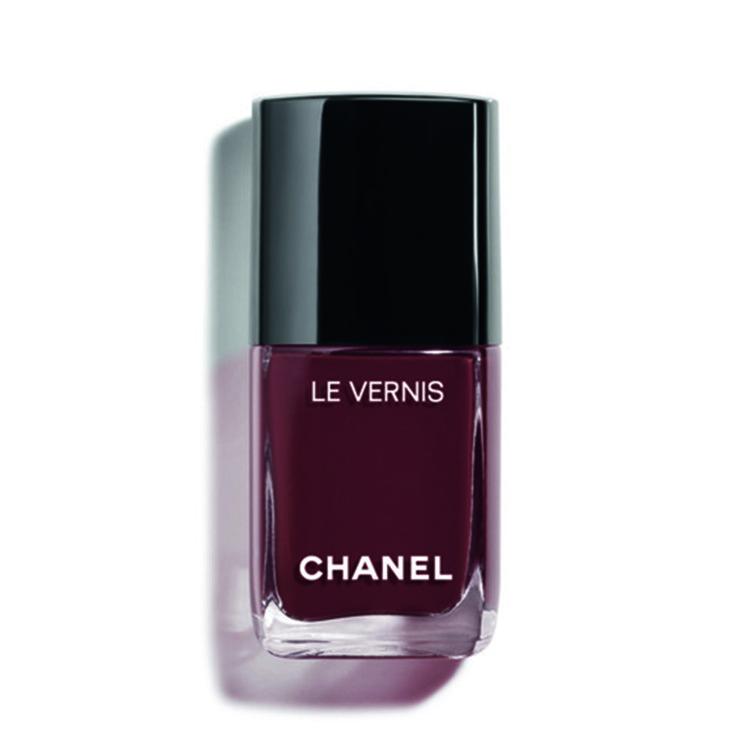Стойкий лак для ногтей Le Vernis №907 Rouge Brun, Chanel, лимитированный выпуск