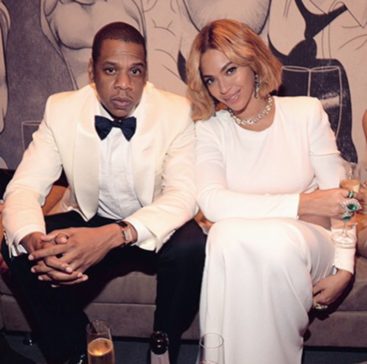 Бейонсе и Jay-Z, 2008