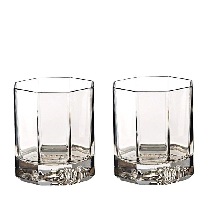 Набор стаканов для виски, коллаборация совместно с Versace, Rosenthal