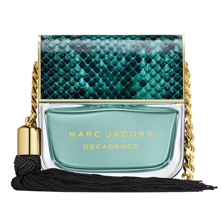 Divine Decadence, Marc Jacobs, с нотами ванили, шафрана и шампанского