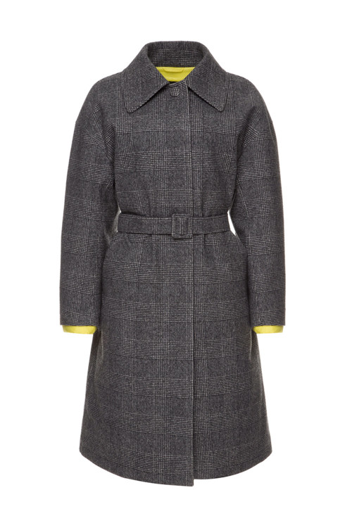 Пальто из пуха и шерсти, Ienki Ienki