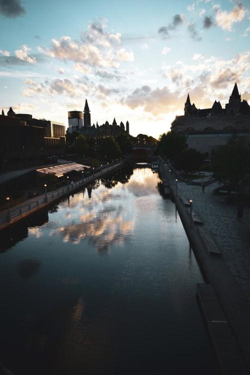 14. Оттава, Канада. Photo: Noorulabdeen Ahmad / Unsplash