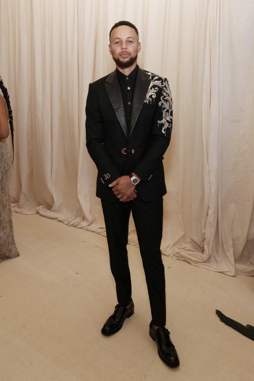 Стефен Каррі у Versace