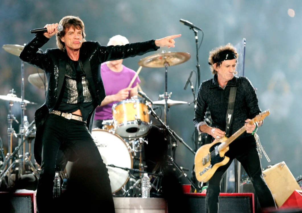 The Rolling Stones, 2006