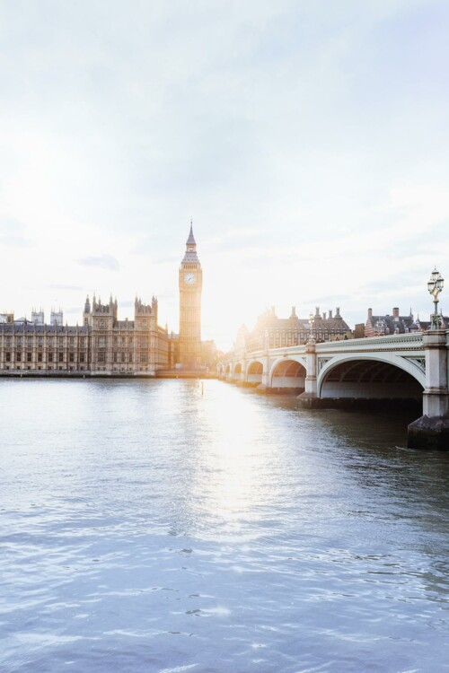 20. Лондон, Великобритания. Photo: Hugo Sousa / Unsplash