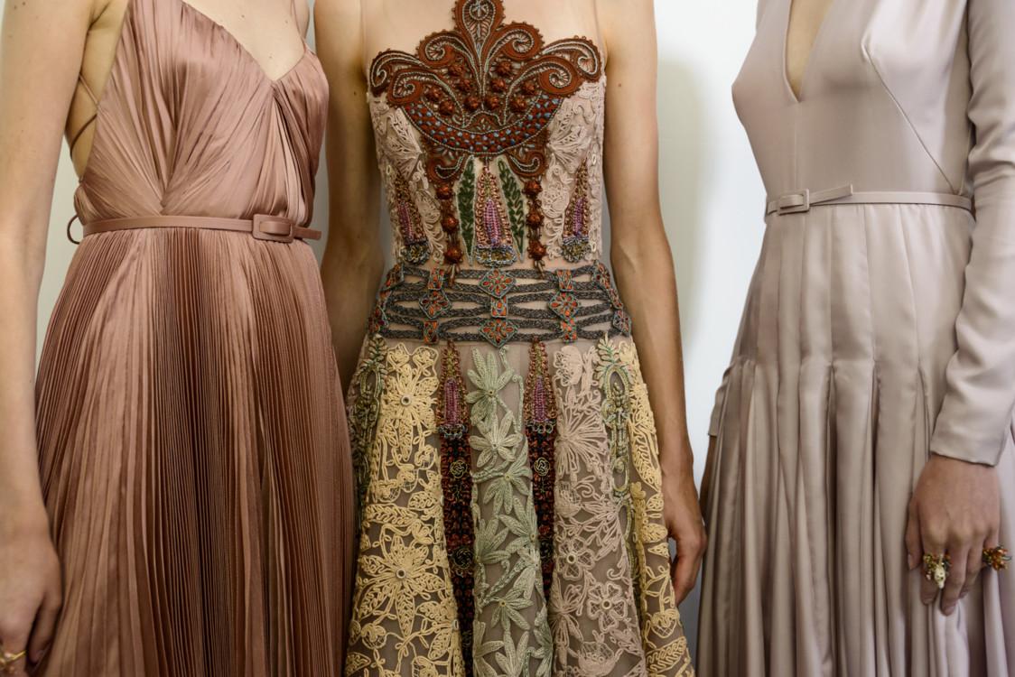 Dior Couture осень-зима 2018/2019