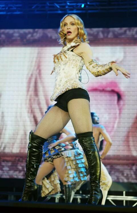Мадонна, 2004 год