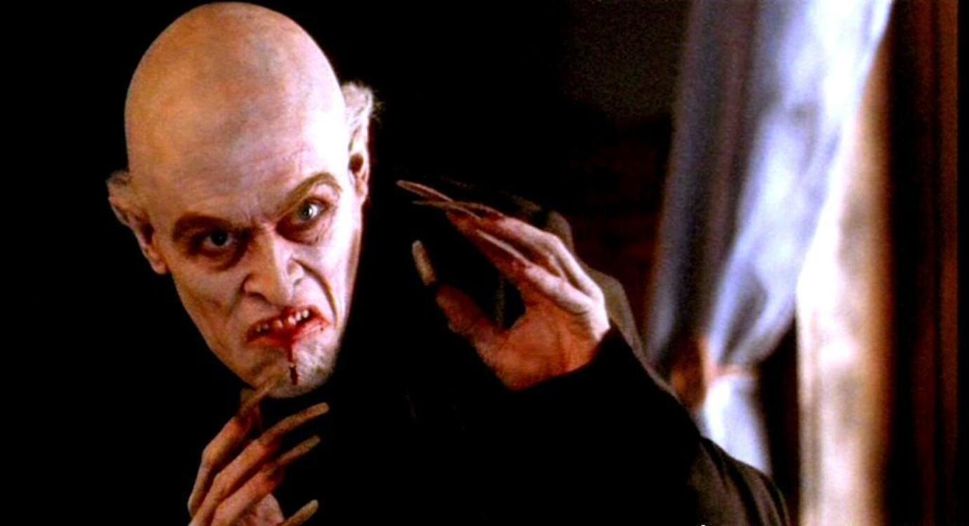 Віллем Дефо у фільмі «Тінь вампіра», 2001