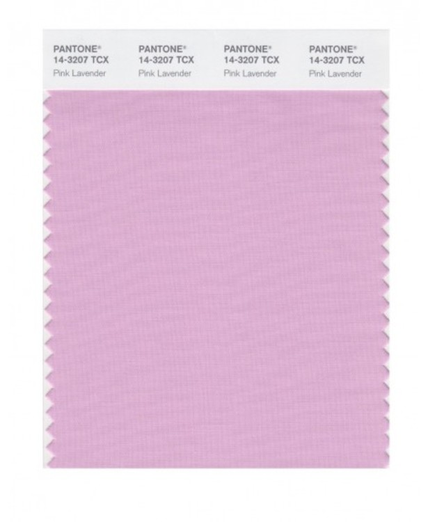 "PANTONE 14-3207 ""Pink Lavender"""