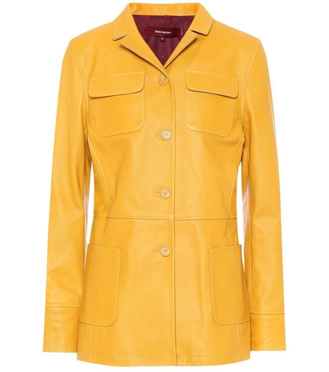 Летняя куртка с накладными карманами фото