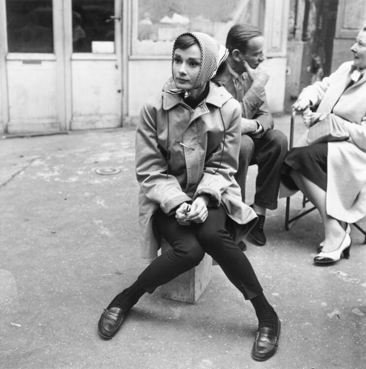 Одри Хепберн, 1962