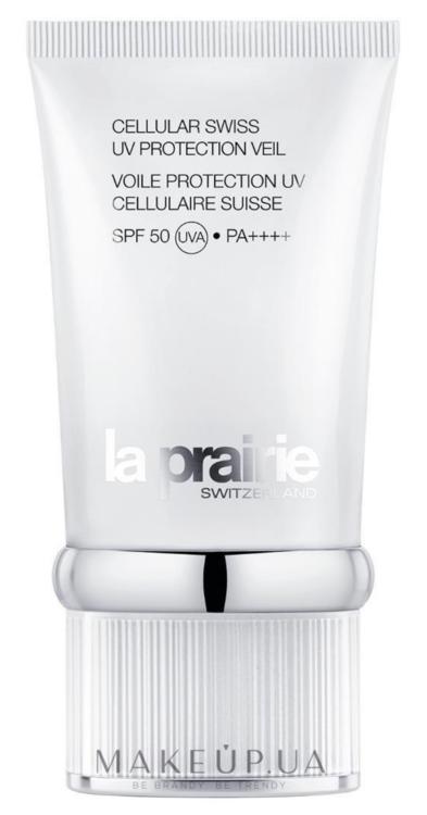 Солнцезащитная вуаль для лица Cellular Swiss La Prairie, SPF 50 PA++++