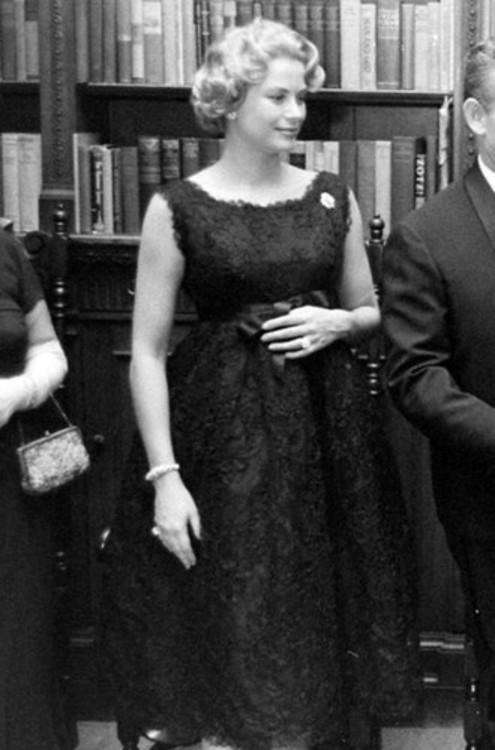 Княгиня Монако Грейс