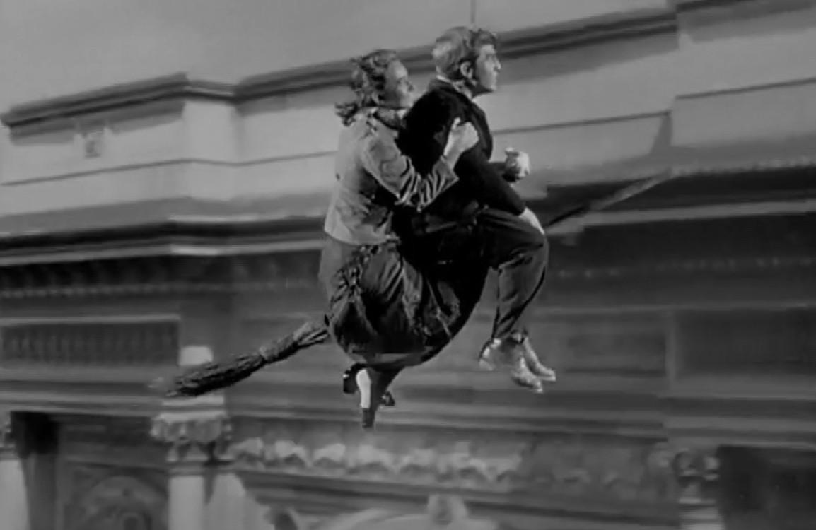 Кадр з фільму «Диво у Мілані», 1951