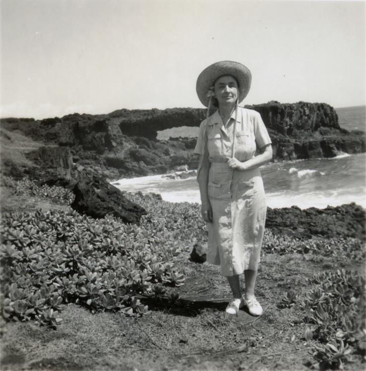 Джорджия О'Кифф, Гавайи, 1939