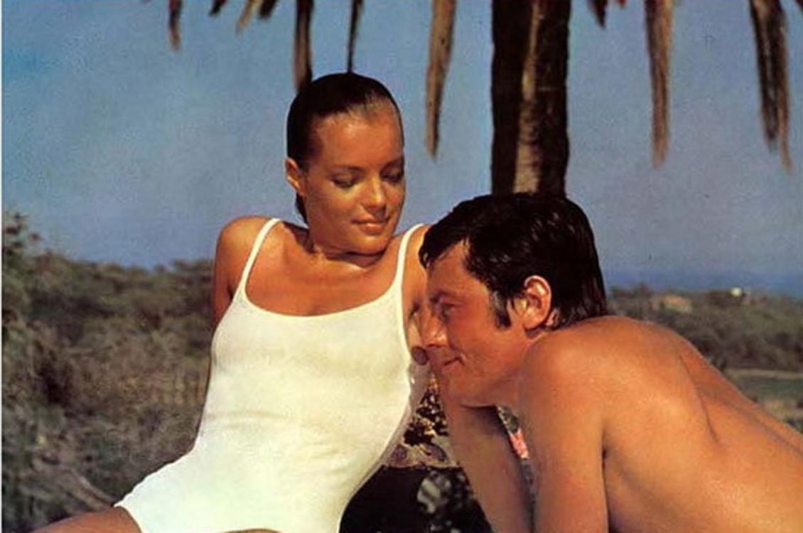 "Роми Шнайдер, ""Бассейн"" (1969)"
