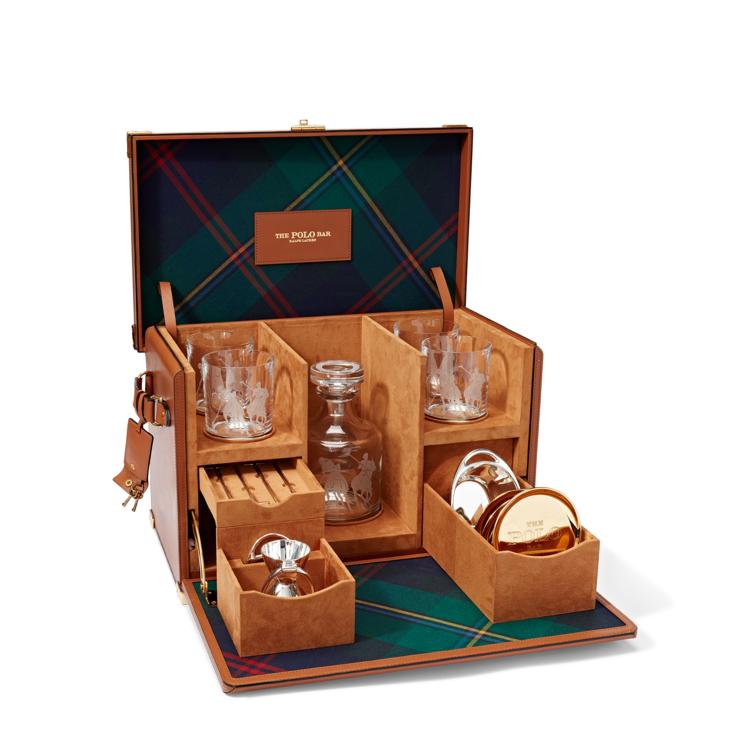 Набір міксолога Kipton Mix Box, Ralph Lauren
