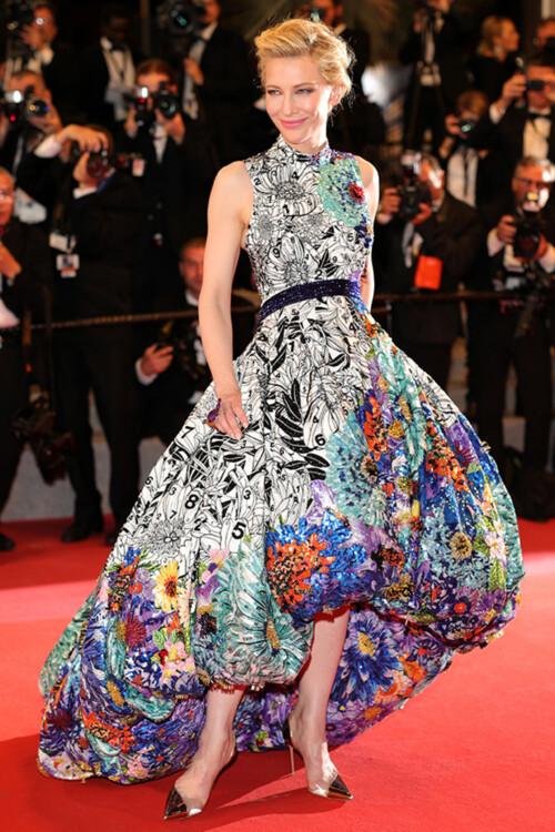 Кейт Бланшетт в платье Mary Katrantzou