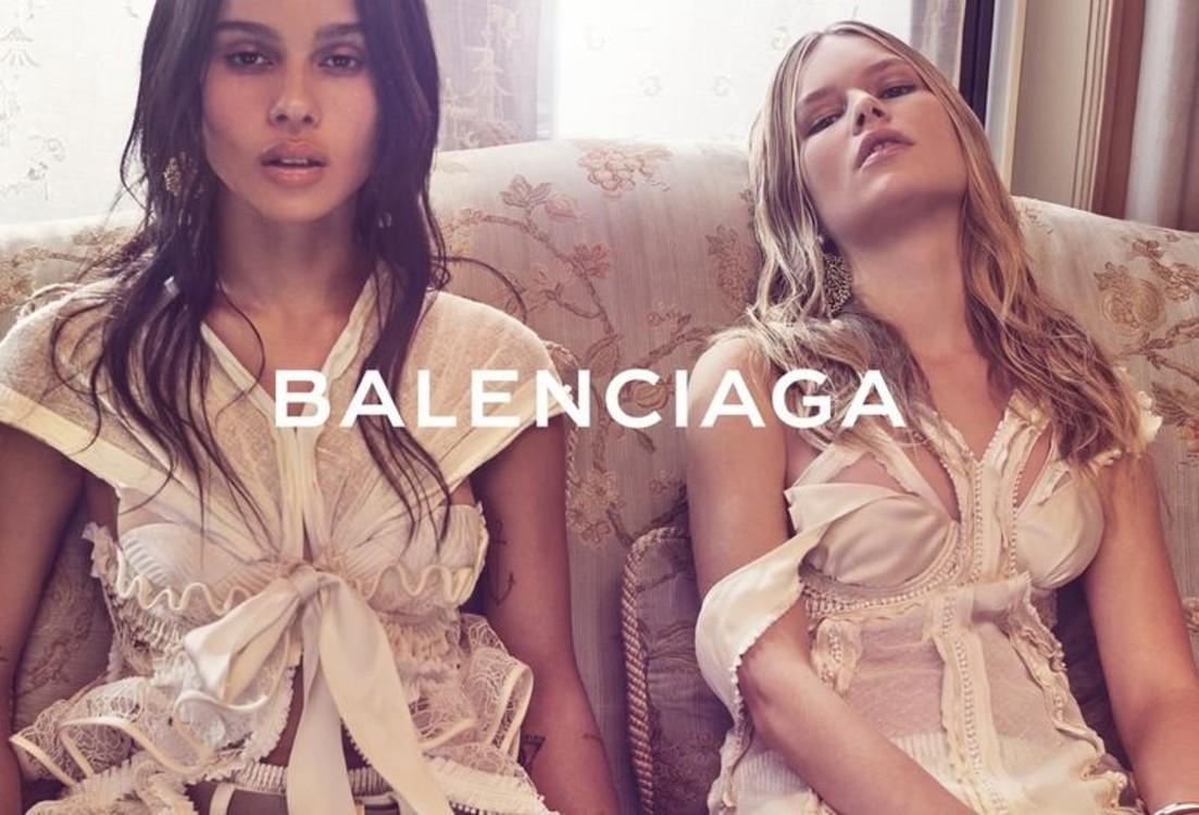 Balenciaga весна/лето 2016