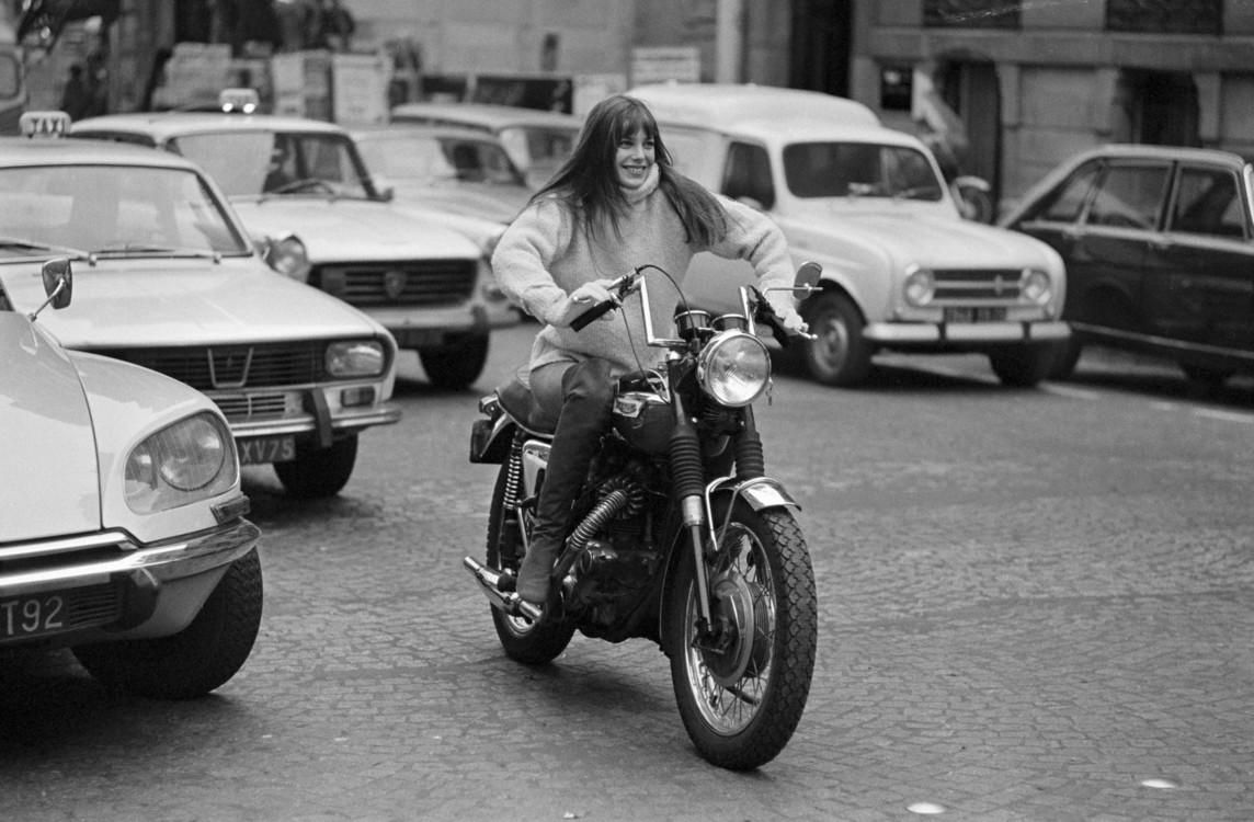 Джейн Биркин, 1972 год