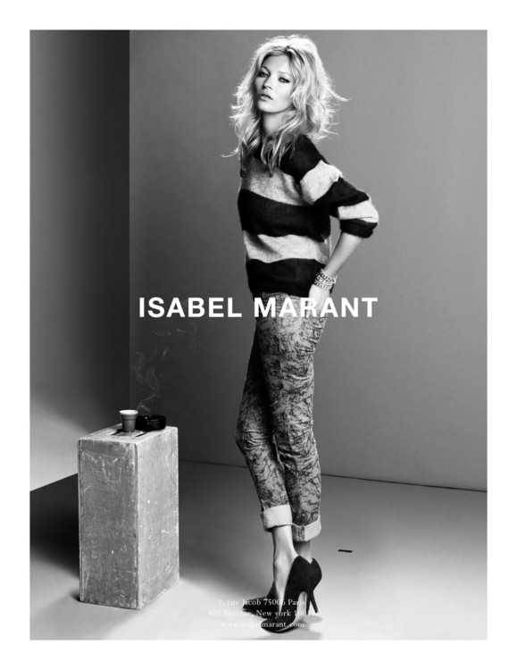 Isabel Marant осень-зима 2008/09