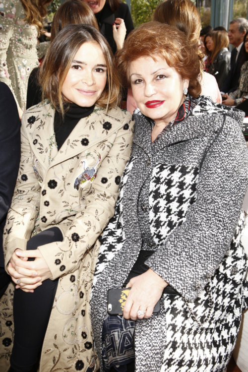 Мирослава Дума с мамой