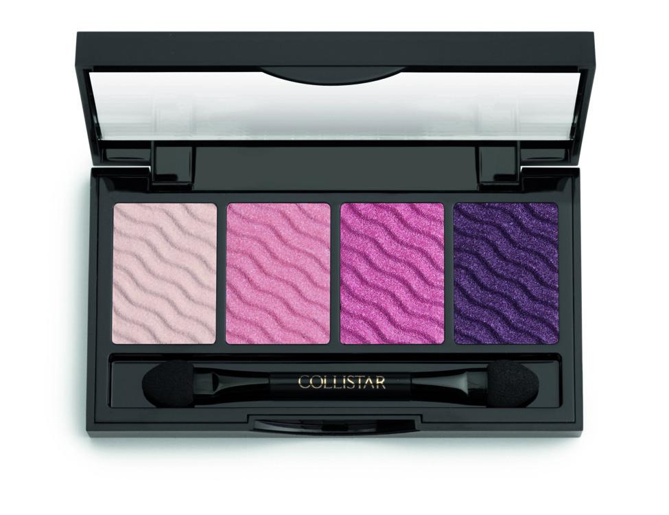 Набор теней Intense Colour №1 Sunset In The Bay из летней коллекции макияжа Portofino, Collistar