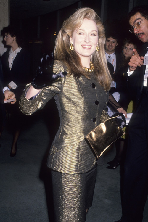 Мэрил Стрип, 1989