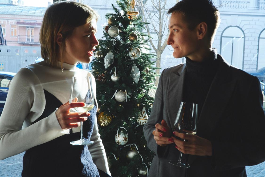 Лиля Литковская и Татьяна Соловей