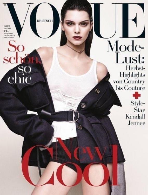 Vogue Germany, октябрь 2016