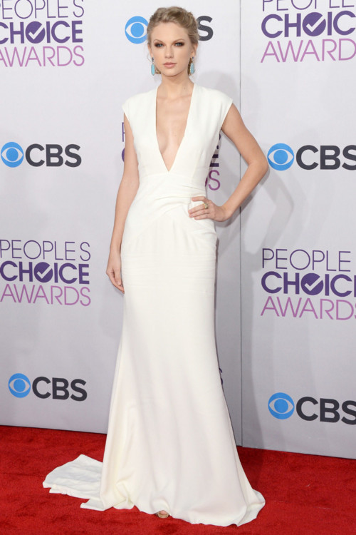 Тейлор Свифт на People's Choice Awards, 2013