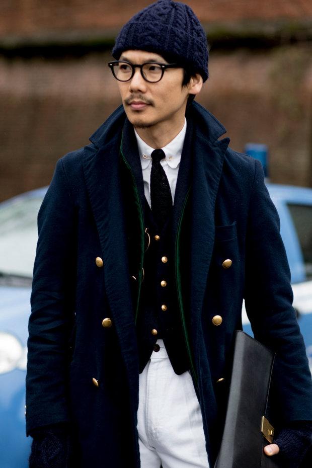 4866fbfd16c Дело в шляпе  самые модные мужчины Pitti Uomo