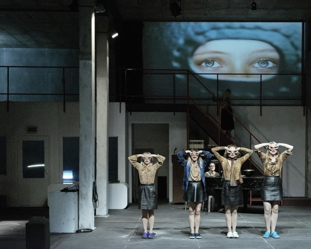 Украина угодила втройку наилучших наВенецианском биеннале
