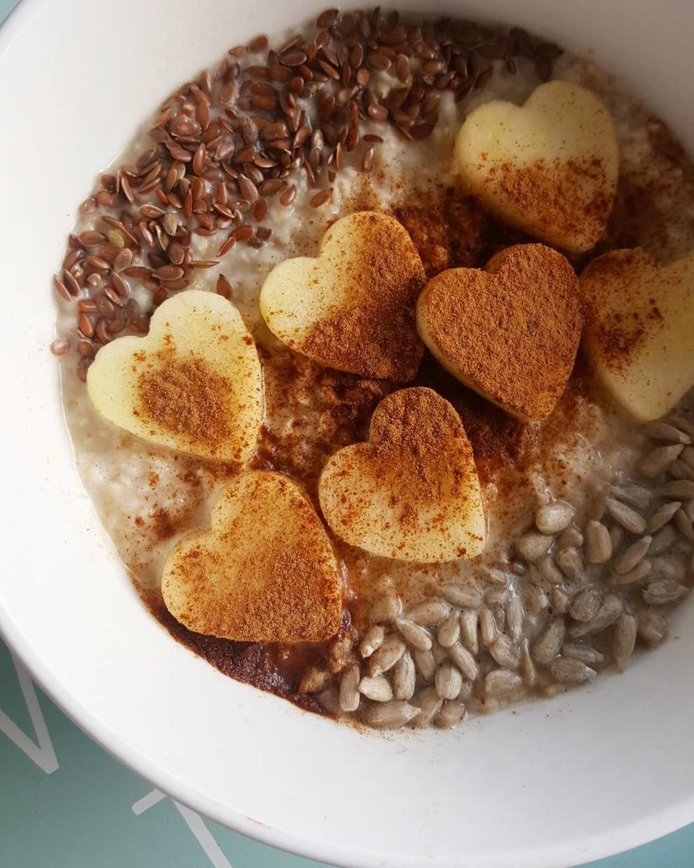 как есть овсянку на завтрак чтобы похудеть