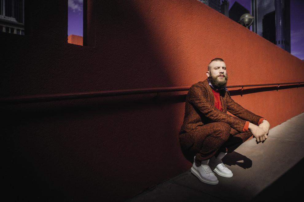 Дорн выпустил новый альбом только для РФ— российский Ваня