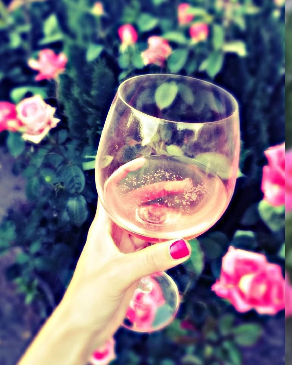 музыка розовое вино текст