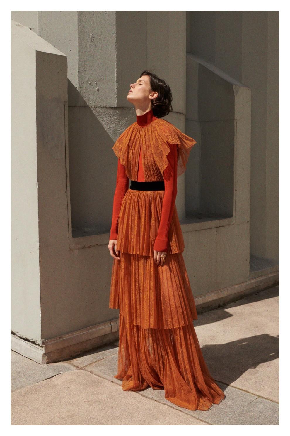 5c20aae649250 - Идея для новогоднего наряда - каскадное платье